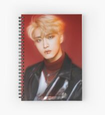 ATEEZ SEONGHWA Spiral Notebook