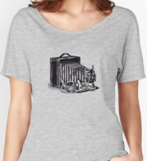 Sears Seroco Camera 1907 Women's Relaxed Fit T-Shirt