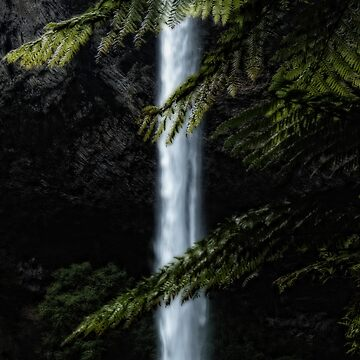 Bridal Veil Falls by Cabalistant