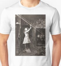 Striking Historical Photo That Bring the Past to Life #HistoricalPhoto #Historical #Photo #vintage #clothing, #people, #adult, #group, #child, #vertical, #brown, #photography, #clothing, #women, #men Unisex T-Shirt