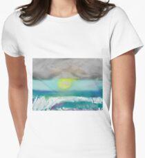 Soak Up the Sun Women's Fitted T-Shirt