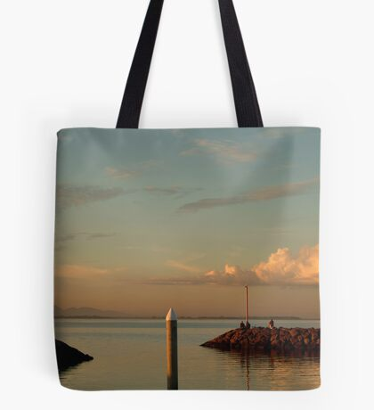 Last Ray's Limberners Point,Geelong Tote Bag