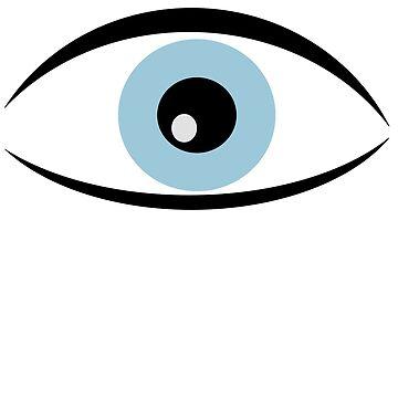 eye by Vectorqueen