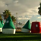 Geelong Water Front by Joe Mortelliti