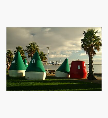 Geelong Water Front Photographic Print
