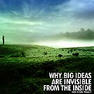 Why Big Ideas Are Invisible from the Inside (Learn to Swim Volume 2) (cover) by TheLearntoSwim