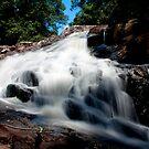 Waterfall by Kym Howard