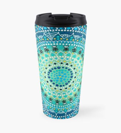Mandala 4 Travel Mug