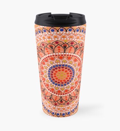 Mandala 5 Travel Mug