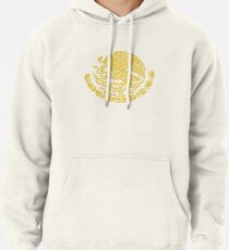Coat of Arms of Mexico Pullover Hoodie