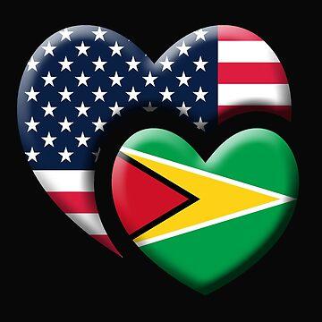 Guyana by DBnation