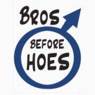 Bros before hoes - Menfolk series by gnubier