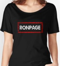 Jersey Shore Ronpage Women's Relaxed Fit T-Shirt