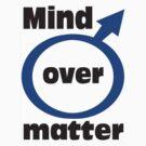 Mind over matter - Menfolk series by gnubier