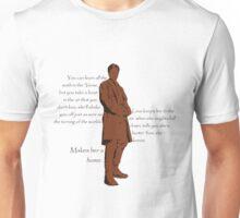 Firefly - Captain Mal Reynolds on Love Unisex T-Shirt