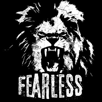 Fearless Lion by aloism2604
