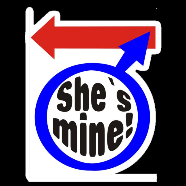 She´s mine (l) - Menfolk series by gnubier