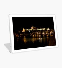 Charles Bridge with Castle & Cathedral Laptop Skin