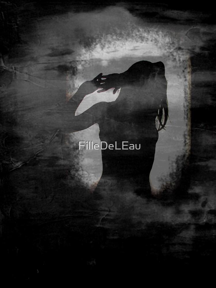 A light in the dark by FilleDeLEau