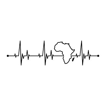 African Roots Heartbeat  by goodspy