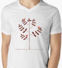 birds on tree T-Shirt