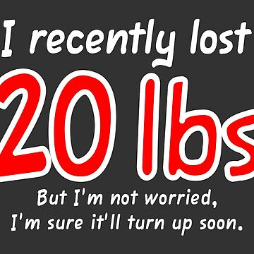 Lost 20 lbs by BlueEyedDevil