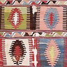 Afyon Antique West Anatolian Phrygian Kilim  by Vicky Brago-Mitchell