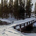Firehole River Bridge by robcaddy