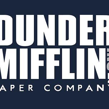 Dunder Mifflin Inc. by EvelynR