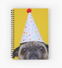 Cuaderno de espiral Es mi cumpleaños