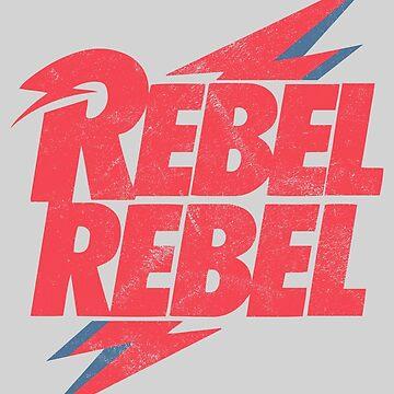 Rebel Rebel by CreativeSpero