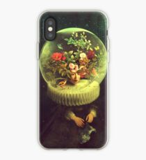 Luminescent Garden iPhone Case