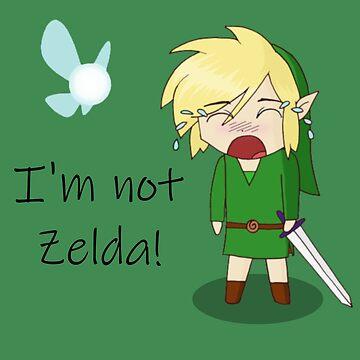I'm not Zelda by EvelynR