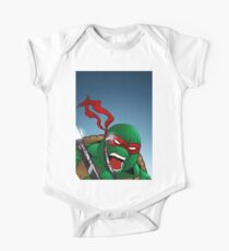 Raphael snikt! One Piece - Short Sleeve