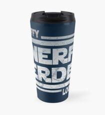 Scruffy Looking Nerf Herder Travel Mug