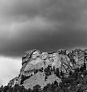 Mount Rushmore National Memorial .2 by Alex Preiss