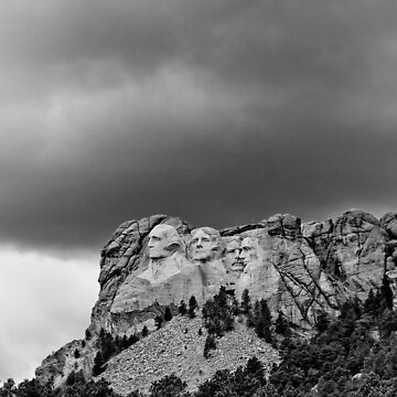 Mount Rushmore National Memorial .2 by alex4444