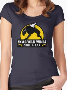 Skag Wild Wings Women's Fitted Scoop T-Shirt
