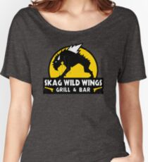 Skag Wild Wings Women's Relaxed Fit T-Shirt
