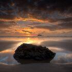 Maori Bay Solitary  by earlcooknz