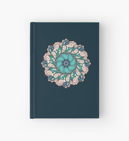 Mermaid Waves Hardcover Journal