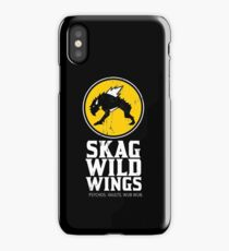 Skag Wild Wings (alternate) iPhone Case/Skin