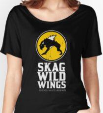 Skag Wild Wings (alternate) Women's Relaxed Fit T-Shirt