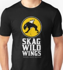 Skag Wild Wings (alternate) Unisex T-Shirt