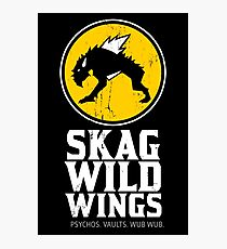 Skag Wild Wings (alternate) Photographic Print