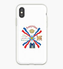 ASSYRIAN Nation iPhone Case