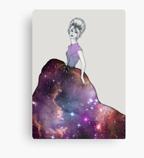 Don't Let Anyone Dull Your Sparkle! Canvas Print