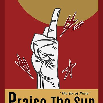 Praise The Sun 3RD by reuk45