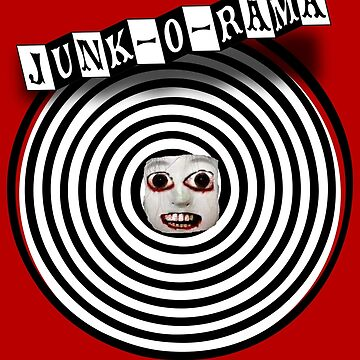 JuNK-o-RaMa by tastypaper