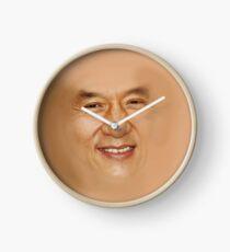 Jackie Chan  Clock